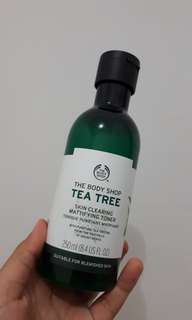The Bodyshop Tea Tree Toner