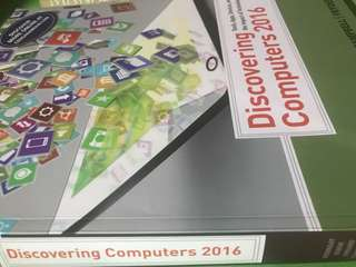 Discovering Computer Textbook