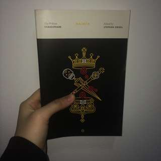 SHAKESPEARE: MACBETH (Bought from Kinokuniya, GOOD AS NEW!!)