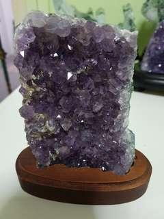 Purple Amethyst 紫晶片