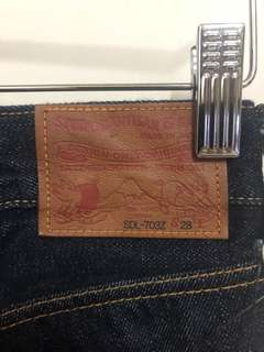 Studio dartisan Levi's Lee vintage redline