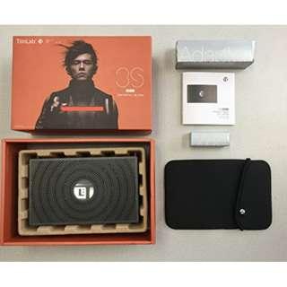 全新 未拆封 TiinLab 3S BASSO 藍牙喇叭 耳一號 藍牙行動音樂 藍芽 喇叭 音響 行動音樂 周杰倫 代言 熱舞社 bluetooth speaker