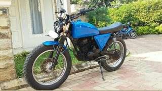 Honda Megapro 2003 custom Japstyle/Bratstyle