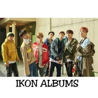 IKON ALBUMS