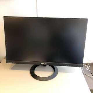 華碩asus vx239h 23吋薄邊框電腦螢幕
