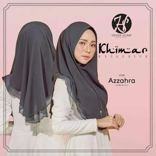 KHIMAR Exclusive by Hayda Scarf