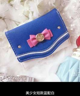 🆕 Sailormoon Small Purse Wallet