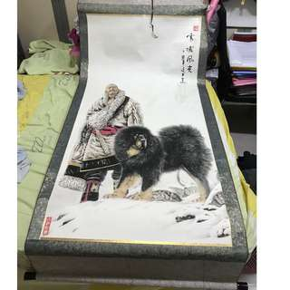 INTRICATE MASTER PAINTING BY PAINT MASTER (2nd)