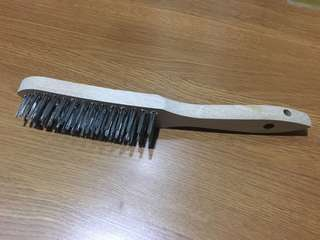 Steel Wire brush for rust removal