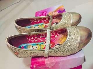 Disney princess flat shoes