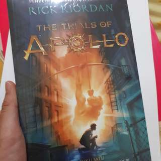 Rick Riordan: The trials of apollo