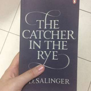 SALINGER: THE CATCHER IN THE RYE