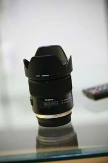 Tamron 35mm 1.8 for Canon