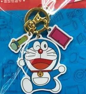 🚚 哆啦A夢 造型 悠遊卡 道具 任意門 縮小燈