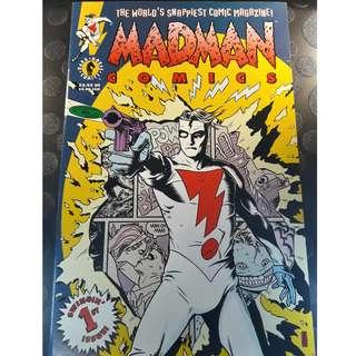 Madman Comics #1