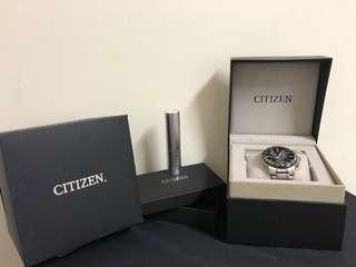 CITIZEN星辰錶(型號:CTZ-A8130)