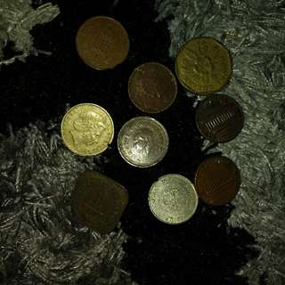 old coin oversea 1926-1999