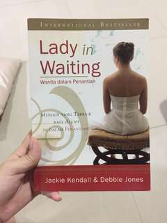 Lady in waiting international best seller
