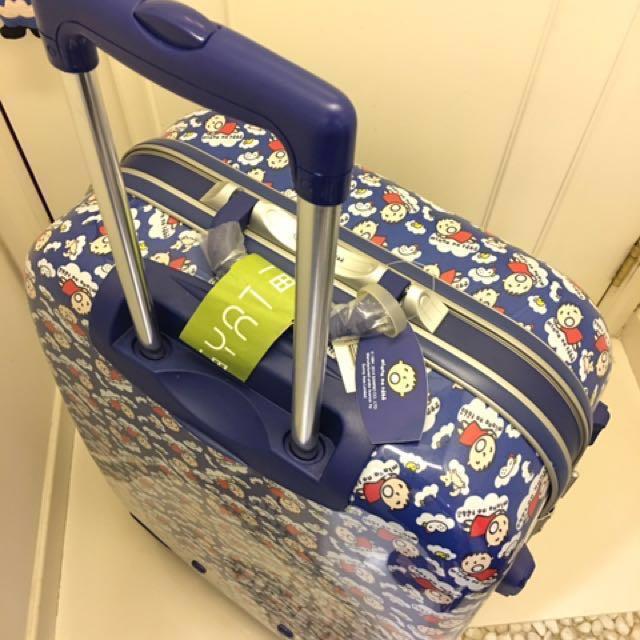 [自取特價] HK$799 大口仔 28吋 行李箱 旅行喼.