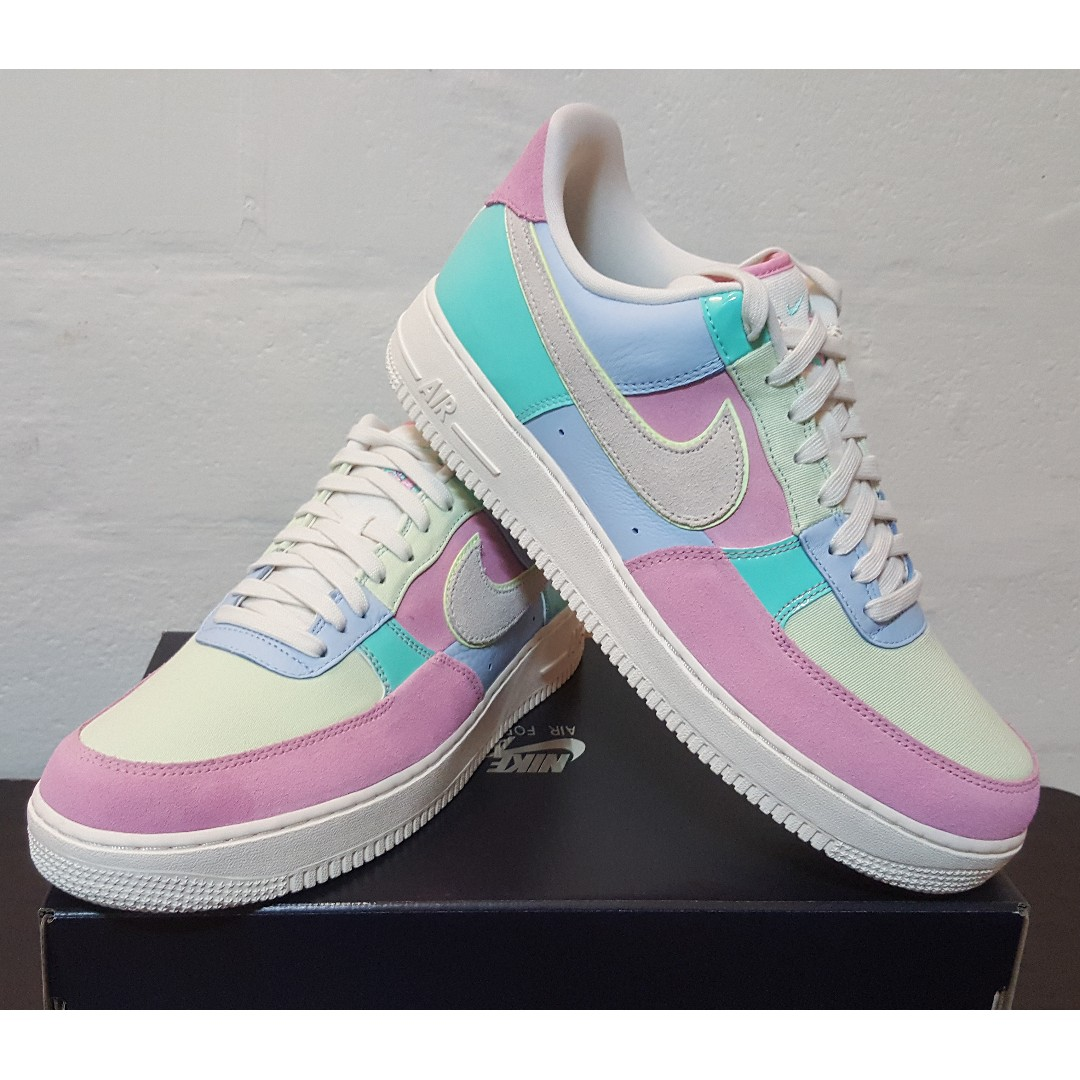 06325a2f477005 AIR FORCE 1 EASTER 2018 ( UK   10.5 )