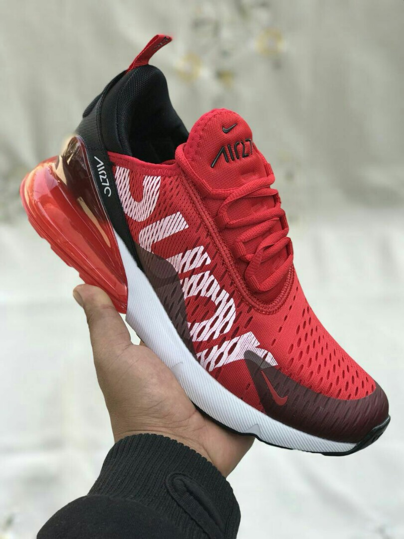 b6e976c722 AIRMAX 270 X SUPREME, Men's Fashion, Footwear, Sneakers on Carousell