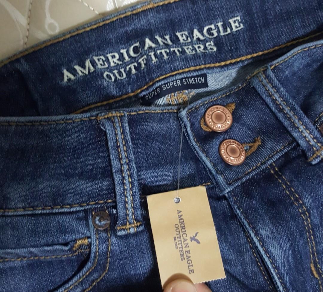 American Eagle Jeans, Women's Fashion, Clothes, Pants, Jeans