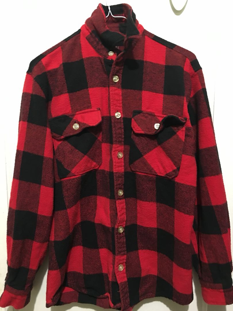 ASSC Red Flannel