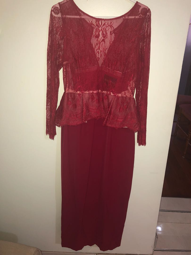 Bariano size 14 dress