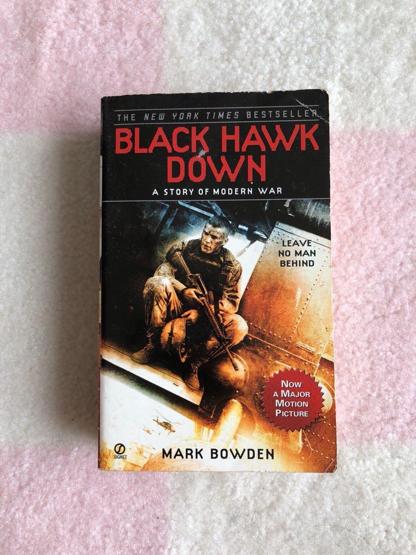 #Blessing Black Hawk Down by Mark Bowden