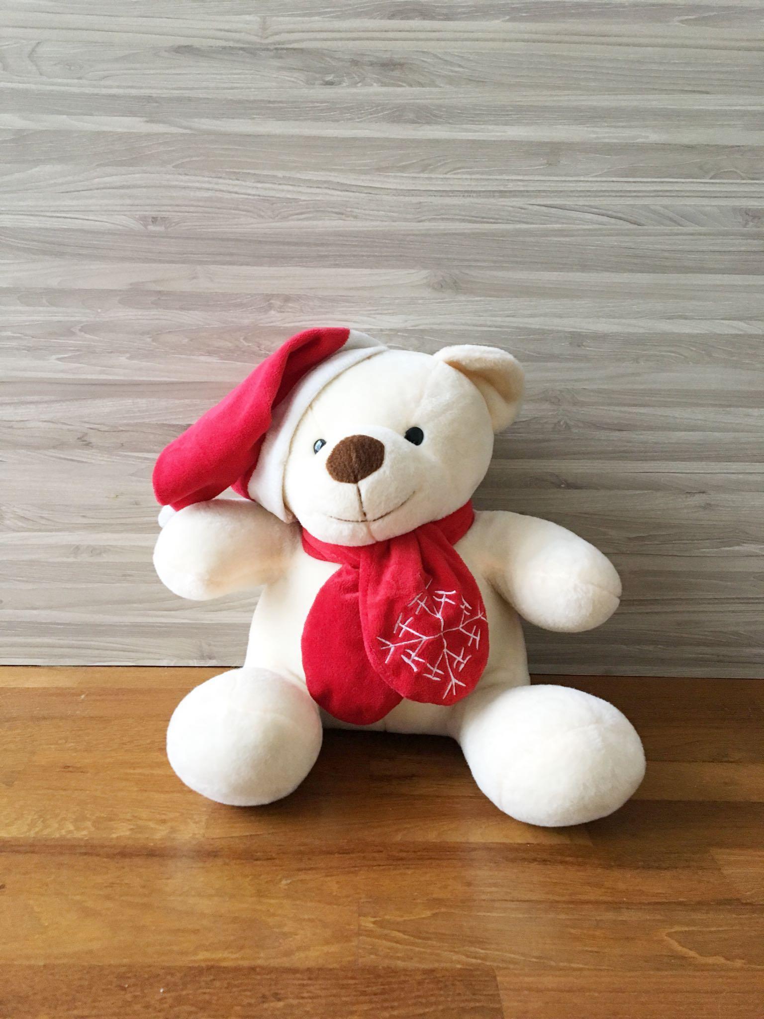 #Blessing PL Christmas Bear Plush Toy