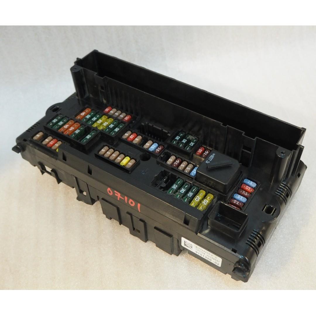 Bmw F02 740li 2008 Front Relay Distribution Fuse Box Sam 9151320 F01 1170 Aksesori Auto Di Carousell