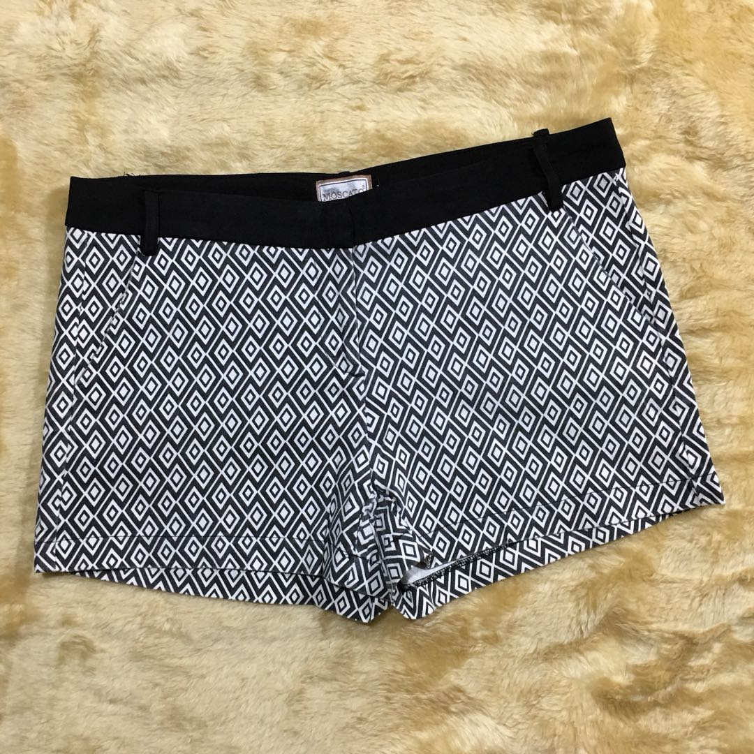 bottom - pattern shortpants