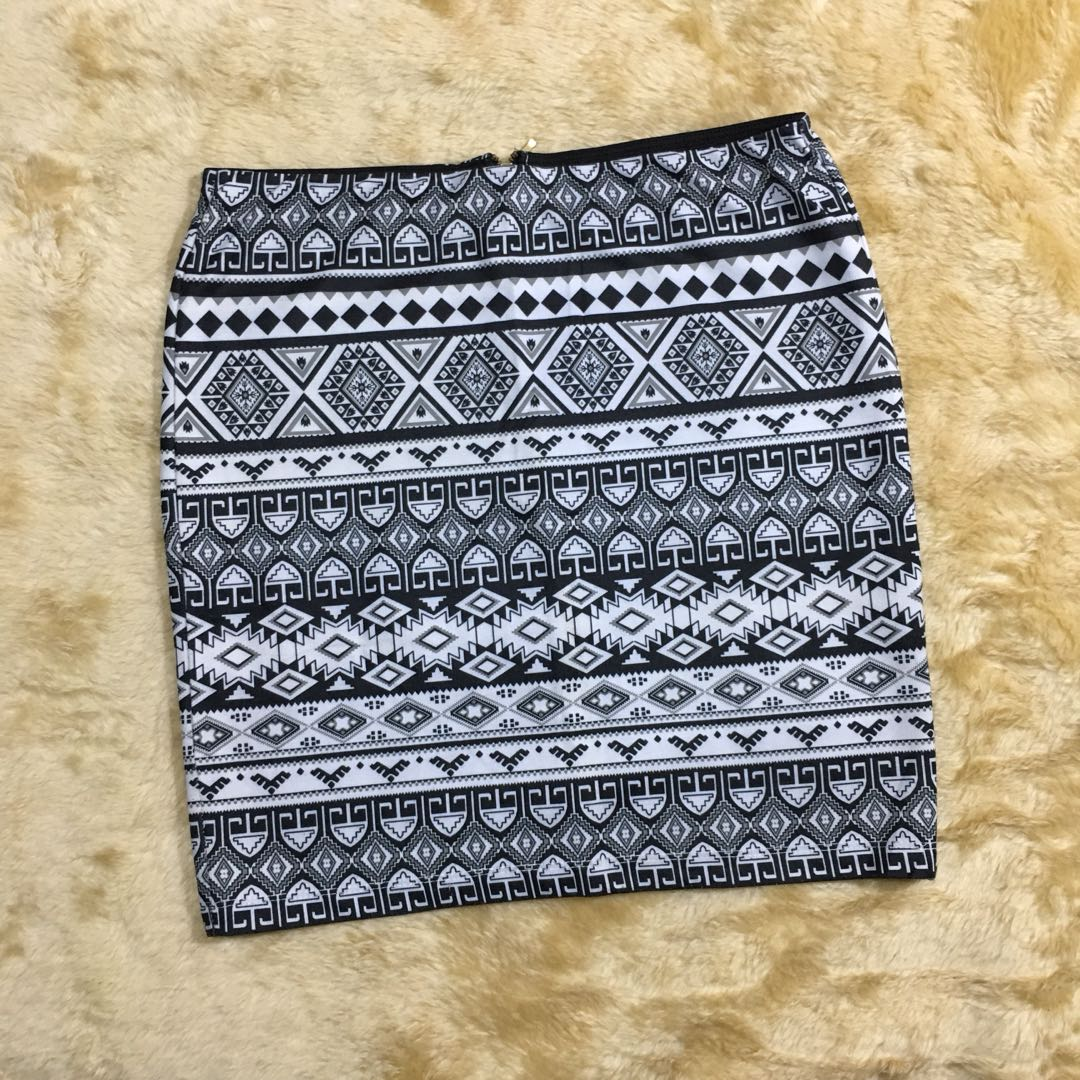 bottom - tribal skirt