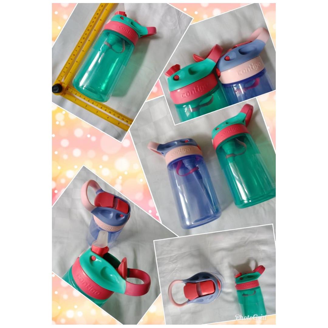 c51cbc4a25 Contigo Gizmo Flip AutoSpout Kids Water Bottle (420ml), Babies ...