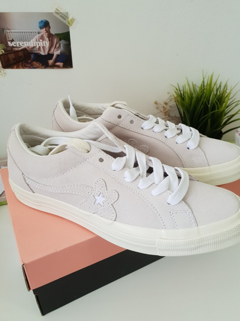6759a3a1dd24 Converse One Star Ox Tyler The Creator Golf Le Fleur Mono
