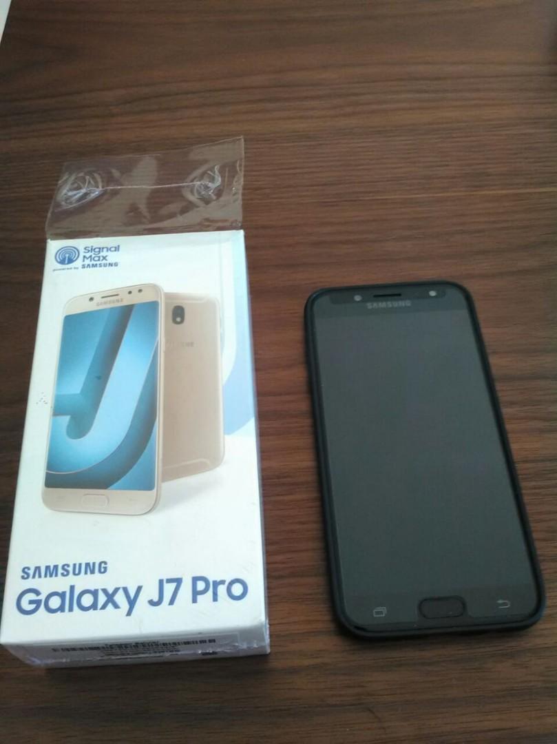 Galaxy J7 Pro Elektronik Telepon Seluler Di Carousell