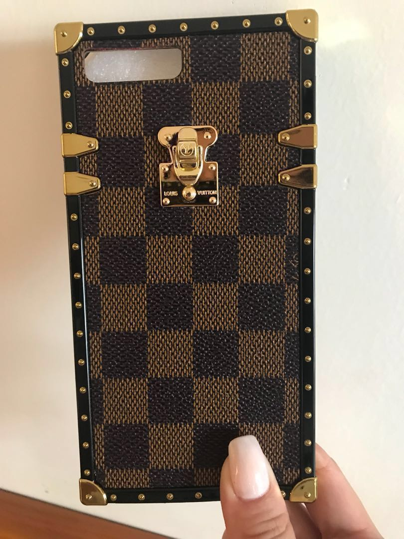Gucci, LV iPhone 7/8 plus case