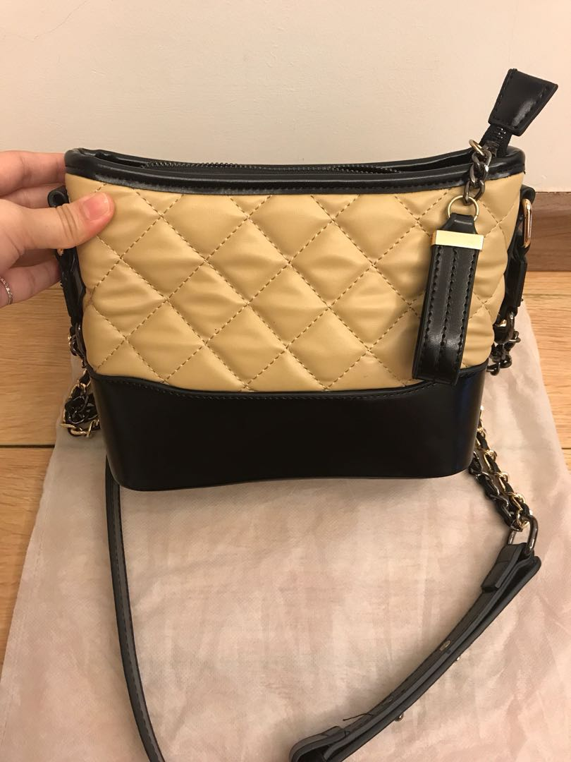 299d1e544d6 Inspired chanel Gabrielle small tote for let go!!