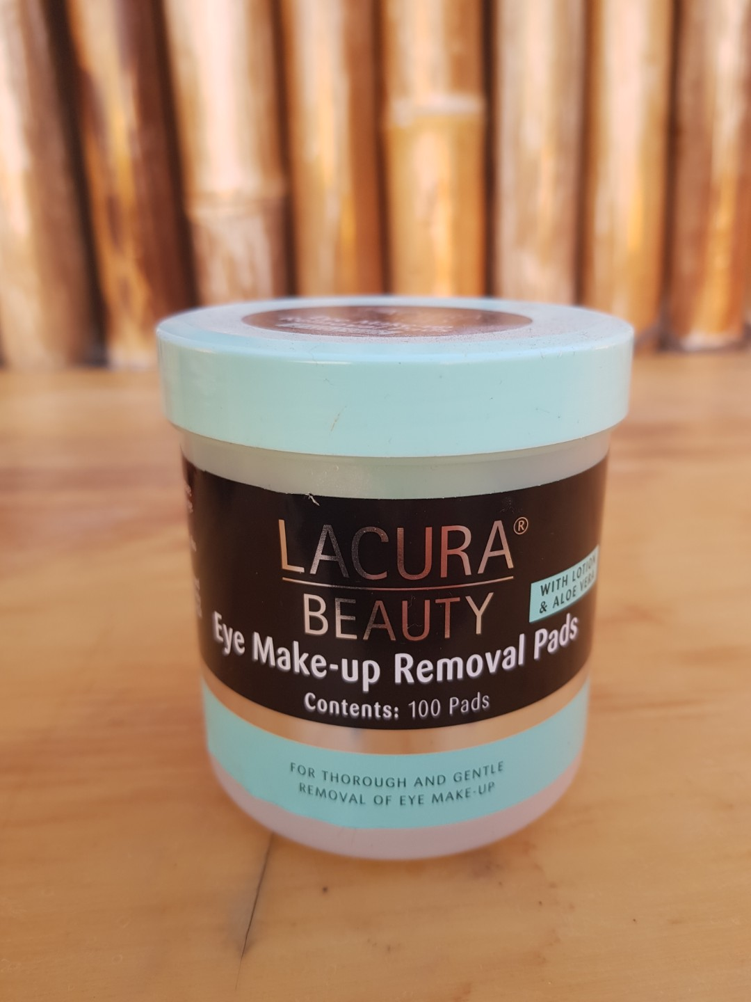 Lacura Eye Makeup Remover Pads