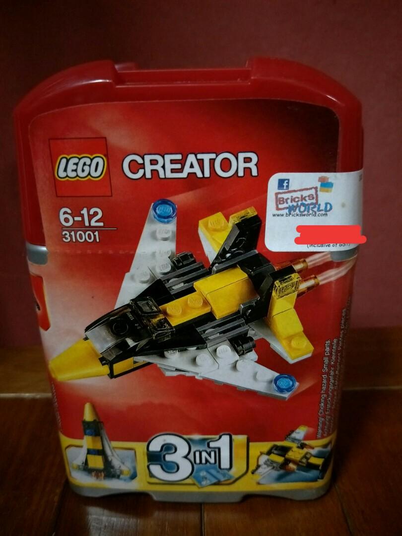 Lego Creator 31001 Toys Games Bricks Figurines On Carousell