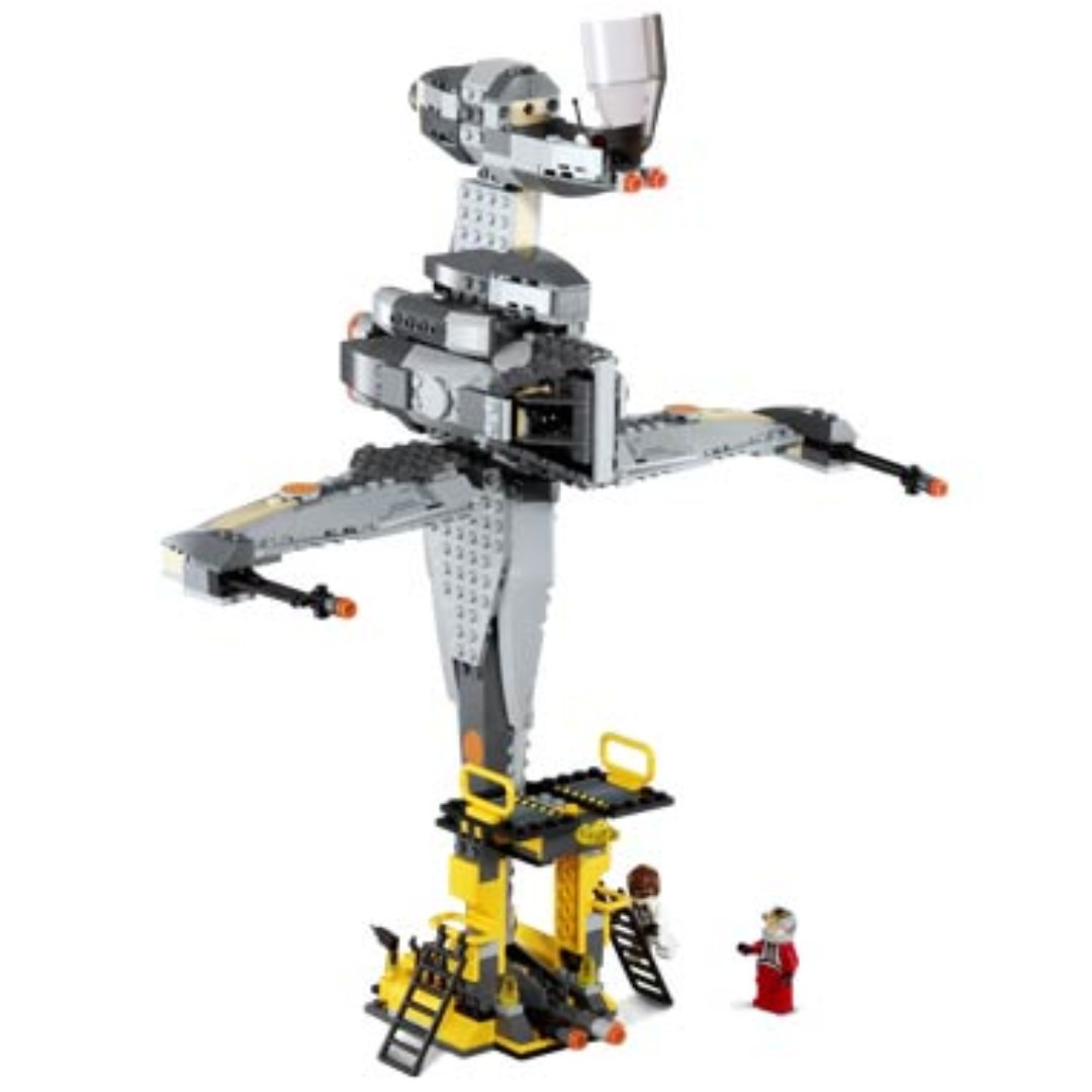 Lego Star Wars B Wing Fighter 6208 Toys Games Others On Carousell