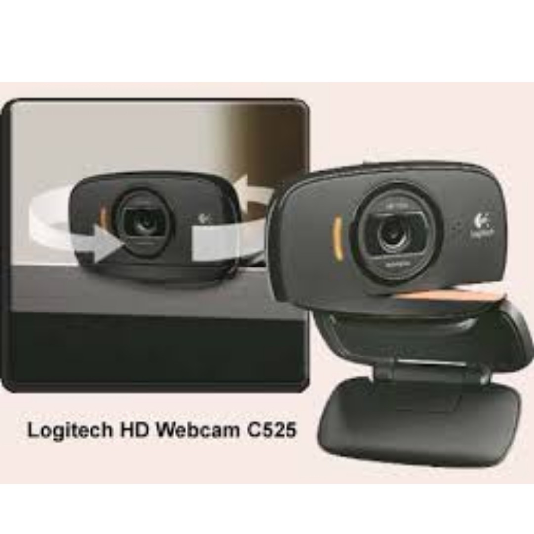 6f5178fb0a7 Logitech HD Webcam C525, Electronics, Others on Carousell