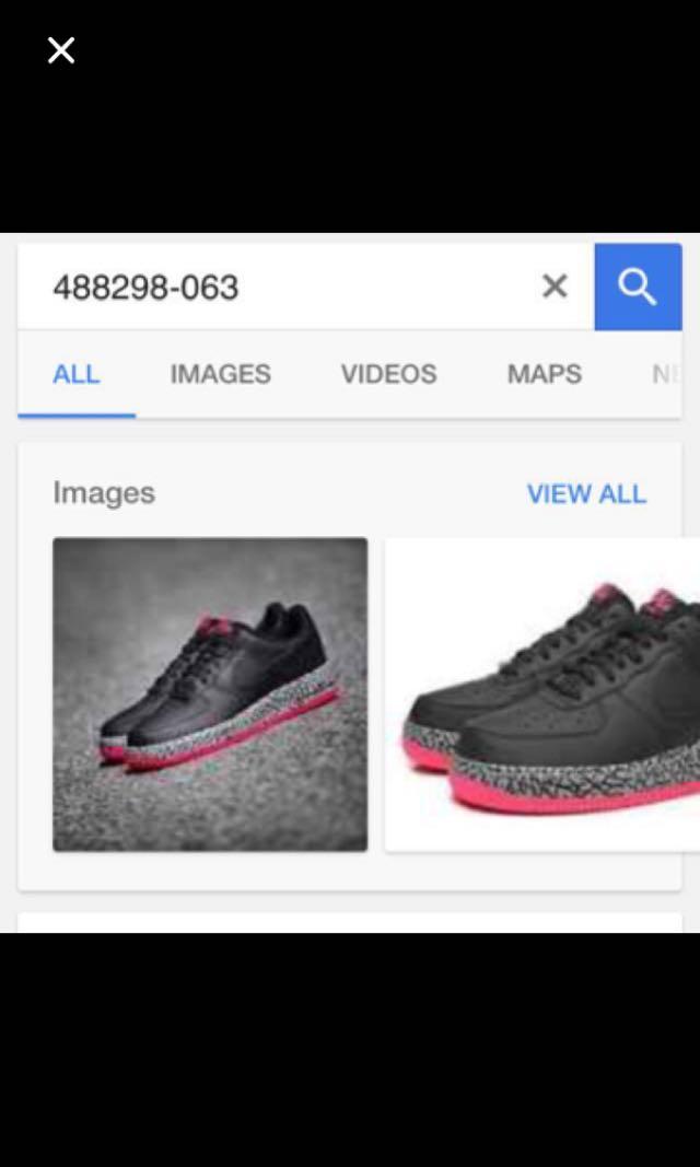 Nike Original Preloved Fesyen Wanita Sepatu Di Carousell
