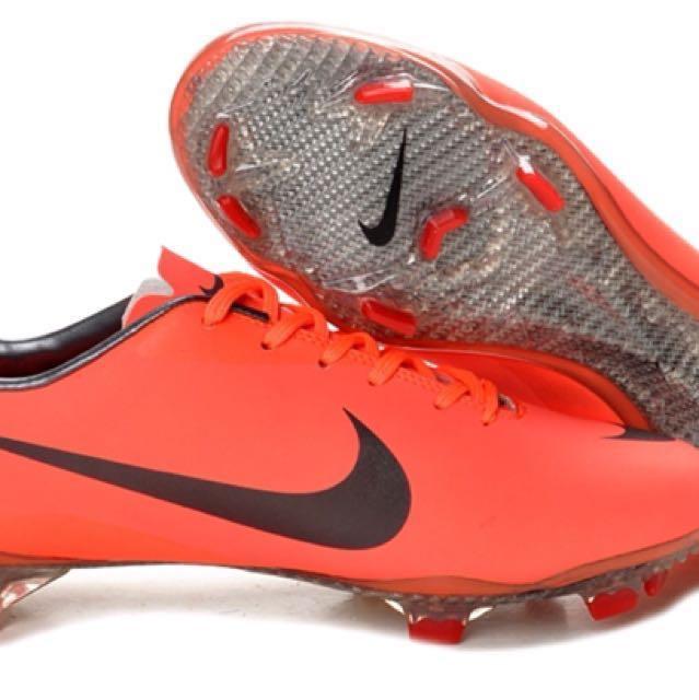 RARE Nike Mercurial Vapor VIII (Peach