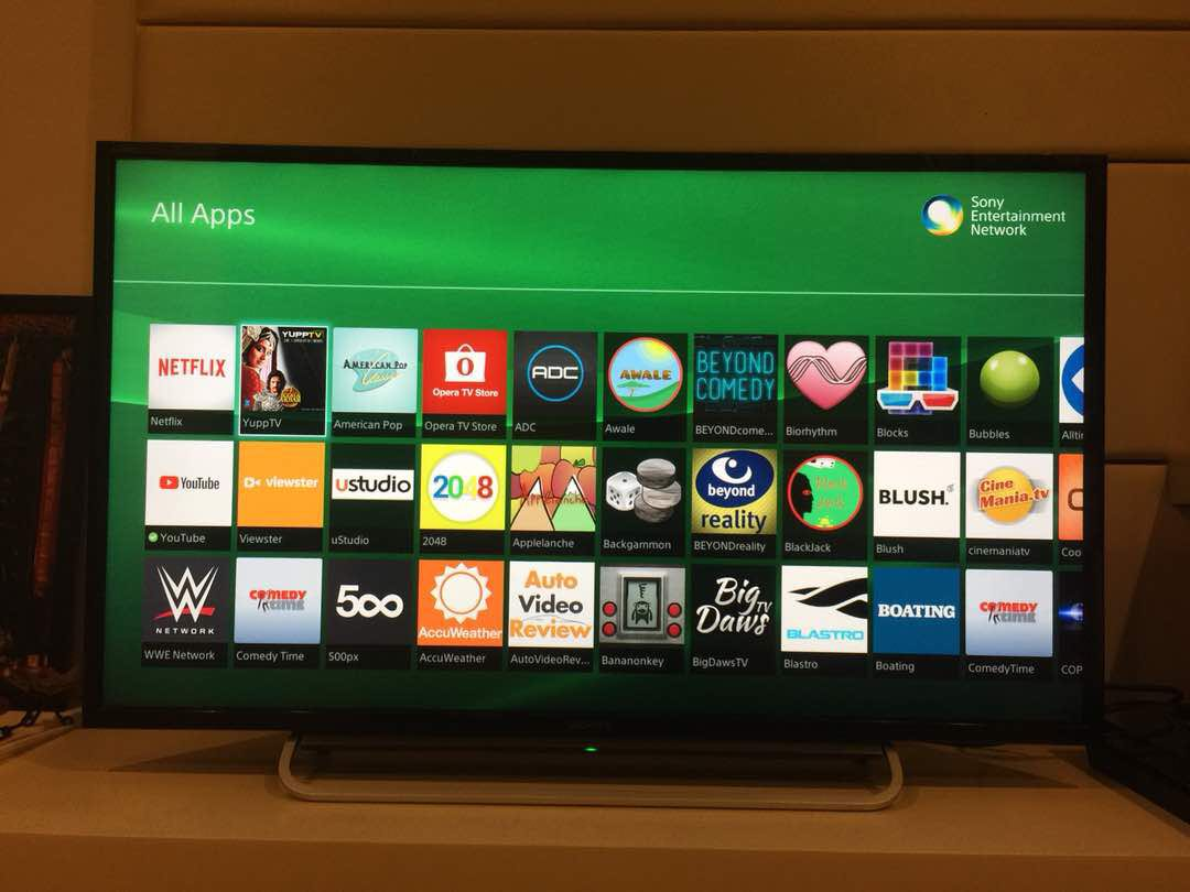 Sony Bravia Full HD Smart TV - 40 Inch
