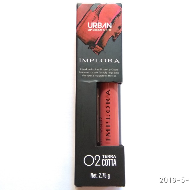 Gambar Warna Lipstik Implora | Ownerlip.co