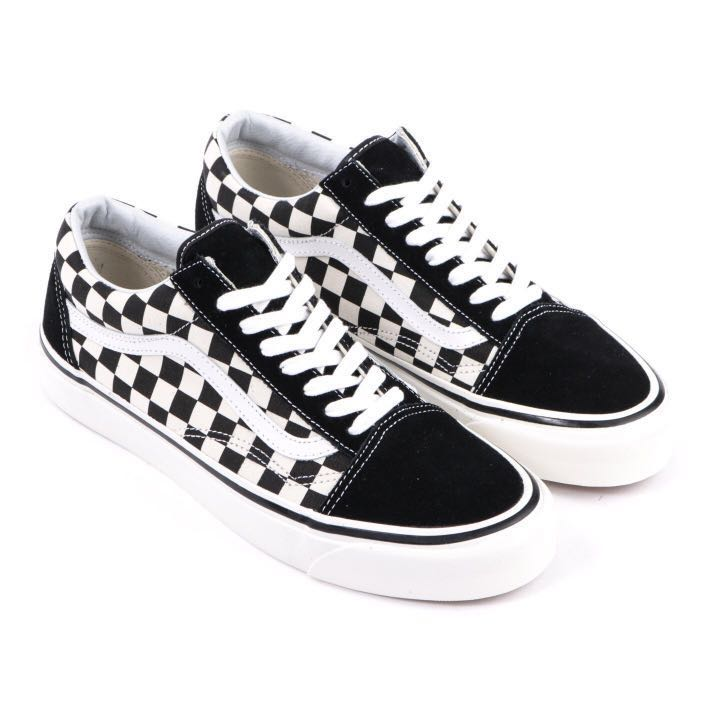 15f099d8c351d0 Vans Checkerboard Old Skool 36 DX Anaheim Factory