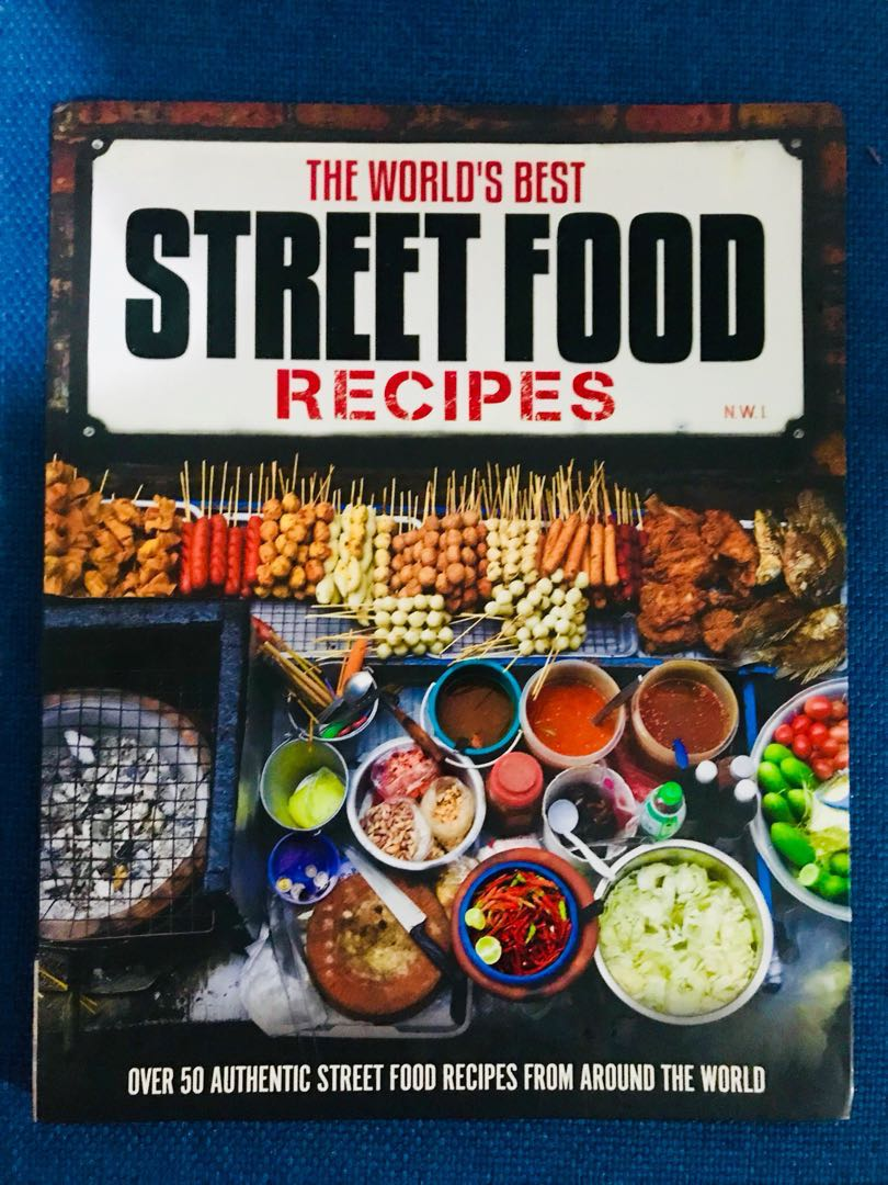 Worlds best street food recipes book books books on carousell photo photo photo photo forumfinder Choice Image