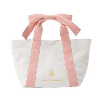 🔆預訂🔆迪士尼 disney Grace gift 愛麗絲 Alice 細袋  手挽袋 帆布袋 粉紅色