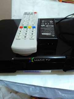 MAG|C,TV3000高清盒